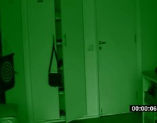 REAL GHOST FOOTAGE CAUGHT ON TAPE!