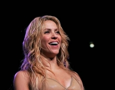 Shakira en el Madison Square Garden 2010