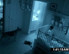 SUBLIMINAL MESSAGES in 'Paranormal Activity 2' - Official Trailer