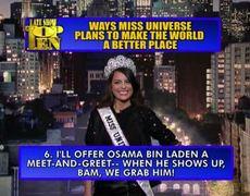 ¿Ridiculizan a Miss Universo Mexicana?