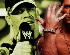 John Cena Vs. Chris Jericho Edge WWE