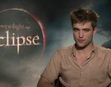 60 seconds with Robert Pattinson