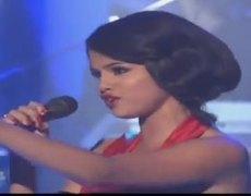 Selena Gomez & The Scene ROUND AND ROUND live performance America's Got Talent 2010