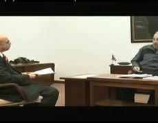 Entrevista a Fidel Castro Reaparece
