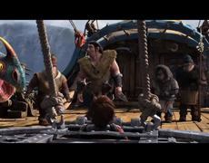 How To Train Your Dragon 2 Official Movie CLIP Eret 2014 HD Gerard Butler Sequel