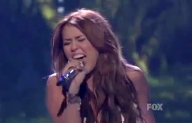 Hannah Montana Taylor Swift When I Look At You Miley Cyrus