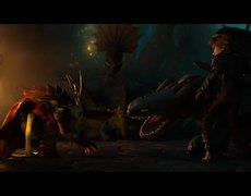 How To Train Your Dragon 2 Official Movie CLIP New Face 2014 HD Gerard Butler Sequel