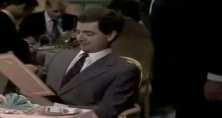 Mr Bean Funny Western Restaurants Videos Metatube
