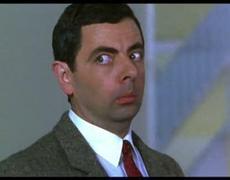 Mr bean Funny - Airport gun scene 720P HD Movie