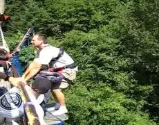 Bungee Jump Prank Part.2