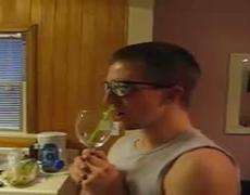 Breaking Glass with High Voice