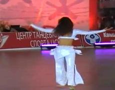 Crazy cocktail of sexy belly dance