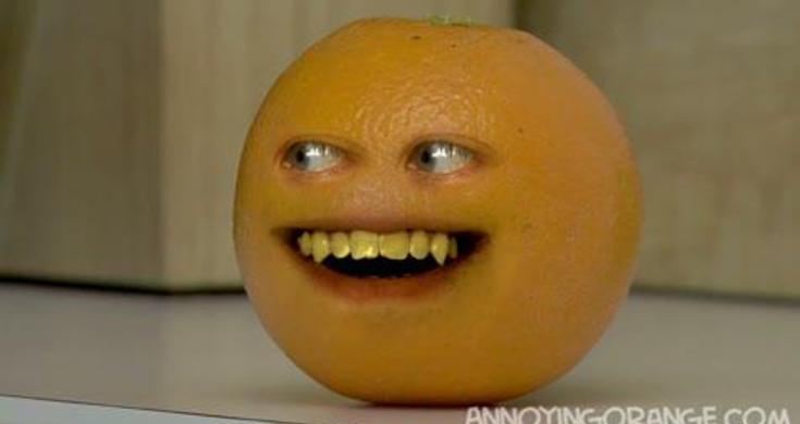 Annoying Orange 7 Passion Of The Fruit - Videos - Metatube-9755