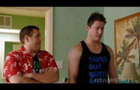 22 Jump Street Official Movie BROLL 2 2014 HD Channing Tatum
