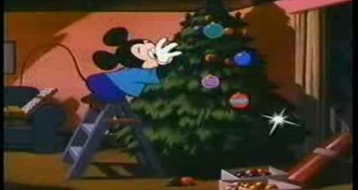 Animation Christmas Tree