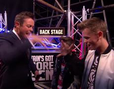 Britains Got More Talent 2014 Bars and Melody and Lettice chat to Stephen