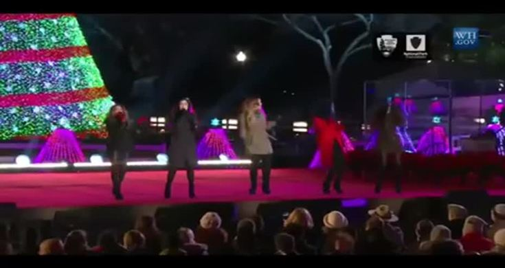 2014 National Christmas Tree Lighting