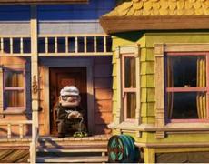 Pixar Up Teaser