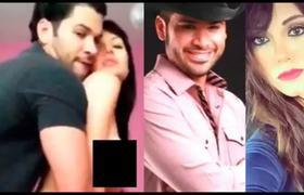 Nuevas imágenes del video intimo de Vivian Cepeda con Eliseo Robles Jr 53628504315