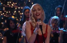 the voice usa 2014 have yourself a merry little christmas season 7 voice coaches finale - Have Yourself A Merry Little Christmas Christina Aguilera