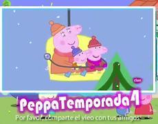 Peppa Pig: La Montaña Nevada - FULL Episode in Spanish Season 4