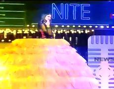 Bollywood - Parineeti Chopra performance on New Year 2015