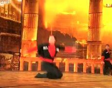 New Year 2015 in China amazing performance