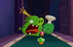 Angry Birds Stella: Don't Steal My Birthday - FULL Episode (S01E12