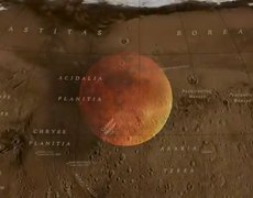 The mysteries of Mars