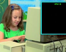 OMG Kids React To Old Computers Video