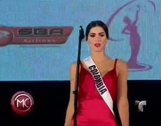 Miss Colombia ready to be the next Miss Universe