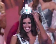 Miss Colombia is crowned Miss Universe 2014