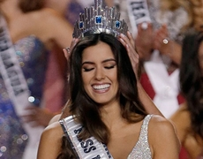 Colombia WINS Miss Universe 2015