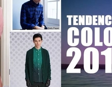 Colors in this trend for men 2015