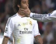 Atletico Madrid vs Real Madrid 14 Marcelo Goal 24052014
