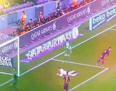 Barcelona vs Levante 5-0 2015 All Goals