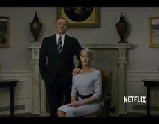 House Of Cards - Season 3 - Official Teaser