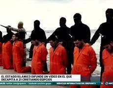 Estado Islámico decapita a 21 egipcios cristianos
