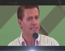Gusta a Peña Nieto la cogida en Veracruz