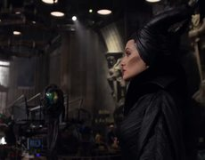 Maleficent Official Movie BROLL 1 2014 HD Angelina Jolie Elle Fanning Disney Movie