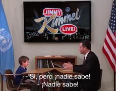 Jimmy Kimmel Live! - Intelligent child rejects a Tablet for iPad