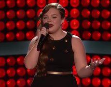 The Voice USA 2015 - Treeva Gibson: