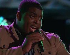 The Voice USA 2015 - Blaze Johnson: