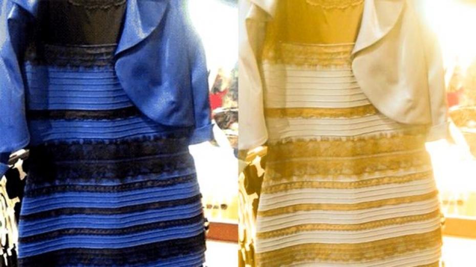 Vestido Negro Y Azul Explicacion Vestidos Populares 2019