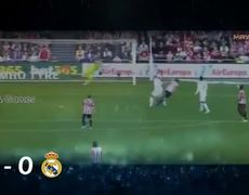 Athletic Bilbao vs Real Madrid (1 - 0) All Goal
