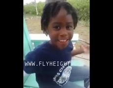Child tells ugly this girl, the answer she gave leave you with your mouth open