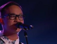 The Voice USA 2015: Nathan Hermida: