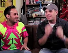 WEREVERTUMORRO - MARTINOLLI NARRA DEBUT DE W2M