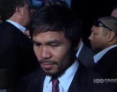 Manny Pacquiao: One-on-One (Interview HBO)