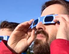 Eclipse: 'Breathtaking' views witnessed by millions